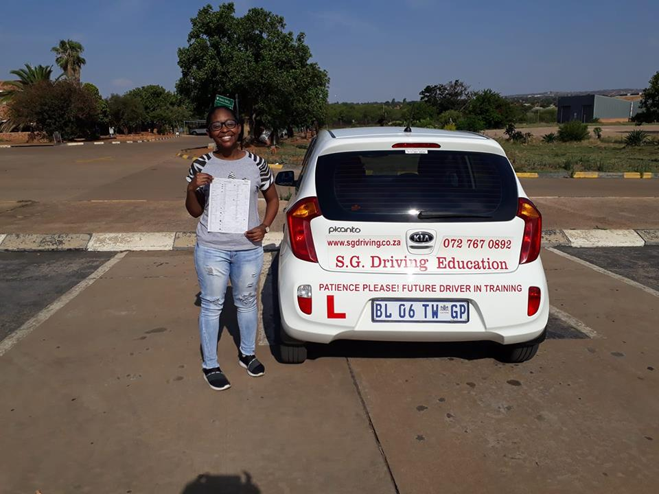Pass your drivers licence test in Pretoria